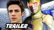 The Flash Wondercon Trailer Breakdown - The Flash vs Reverse Flash