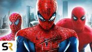 The Amazing Evolution Of Spider-Man In Movies Documentary