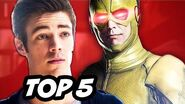 The Flash Episode 20 - TOP 5 WTF and Easter Eggs