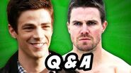 Arrow Season 3 and The Flash Episode 10 Q&A