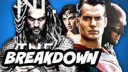 Batman vs Superman - Aquaman Unite The Seven Explained