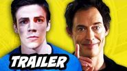 The Flash vs The Flash 2015 Trailer Breakdown