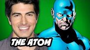 Arrow Season 3 - Brandon Routh Atom Explained