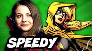 Arrow Season 4 - Thea Queen Speedy Explained