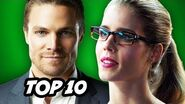 Arrow Season 2 - Top 10 Team Arrow Moments