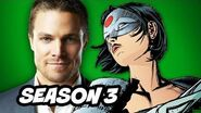 Arrow Season 3 - Katana Explained