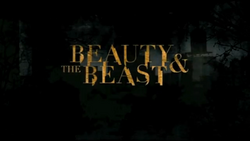 Beauty and the Beast intertitle