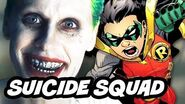 Suicide Squad The Joker and Robin History Explained