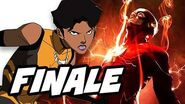 Vixen Episode 6 Finale Review and The Flash Arrow Future