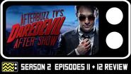 Daredevil Season 2 Episodes 11 & 12 Review & AfterShow AfterBuzz TV