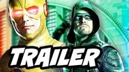 Legends Of Tomorrow 2x13 Promo - Arrow 5x15 and The Flash DCTV