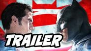 Batman v Superman WTF Trailer and Prequel Comic Explained