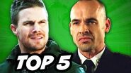 Arrow Season 3 Episode 18 and Finale Trailer Breakdown