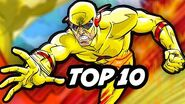 The Flash Season 1 - TOP 10 Villains