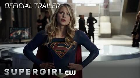 Supergirl Triggers Trailer The CW