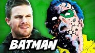 Arrow Season 3 - Batman Death In The Family Explained