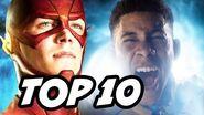 The Flash Season 3 Episode 15 Savitar TOP 10 WTF and Comics Easter Eggs