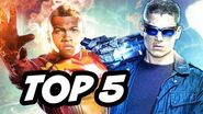 Legends of Tomorrow Episode 2 - TOP 5 WTF and Easter Eggs