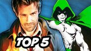 Constantine Episode 5 - TOP 5 Hellblazer Easter Eggs