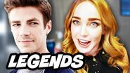 Legends Of Tomorrow Episode Details