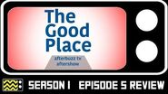 The Good Place Season 1 Episode 5 Review & After Show AfterBuzz TV