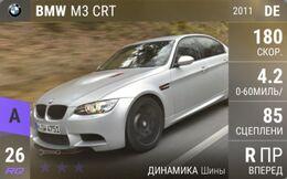 BMW M3 CRT (2011)