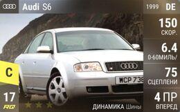 Audi S6 (1999)