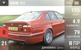 BMW M5 (1996)