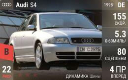 Audi S4 (1998)