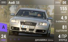 Audi S8 (2006)