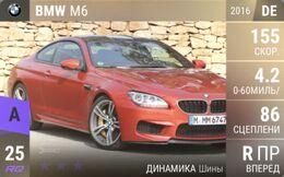 BMW M6 (2016)