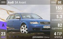 Audi S4 Avant (2004)
