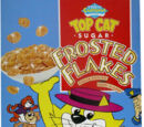 Top Cat Sugar Frosted Flakes