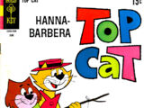 Top Cat (Gold Key) 26