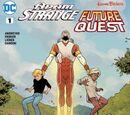 Adam Strange Future Quest Special