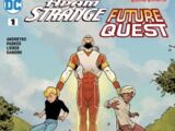 Adam Strange Future Quest Special