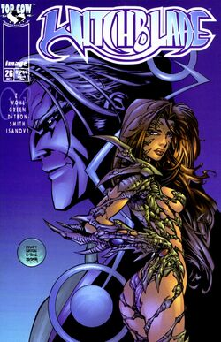 Witchblade 26a
