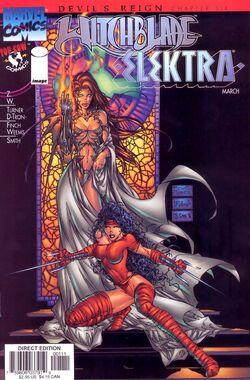 Witchblade-Elektra 1a