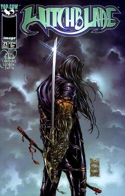 Witchblade 21a