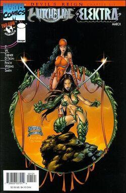 Witchblade-Elektra 1b
