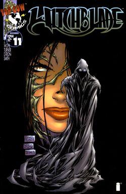 Witchblade 11a
