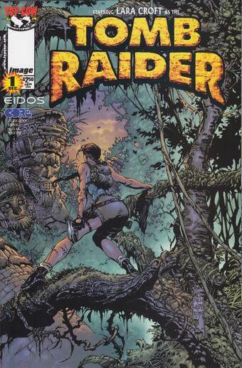 Tomb Raider The Series Vol 1 1 Top Cow Universe Wiki Fandom