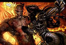 Demon's Weakness