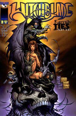 Witchblade 18a