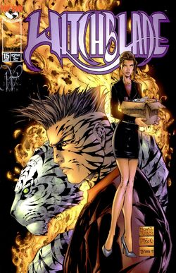 Witchblade 15a