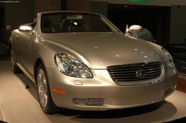 Lexus SC 430 | Top Gear Wiki | FANDOM powered by Wikia