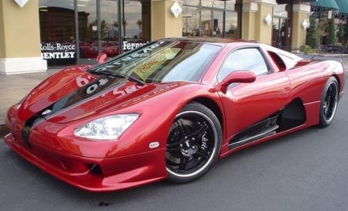 SSC Ultimate Aero | Top Gear Wiki | FANDOM powered by Wikia