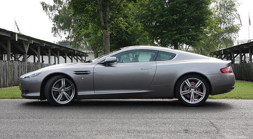 Aston Martin Db9 Top Gear Wiki Fandom Powered By Wikia