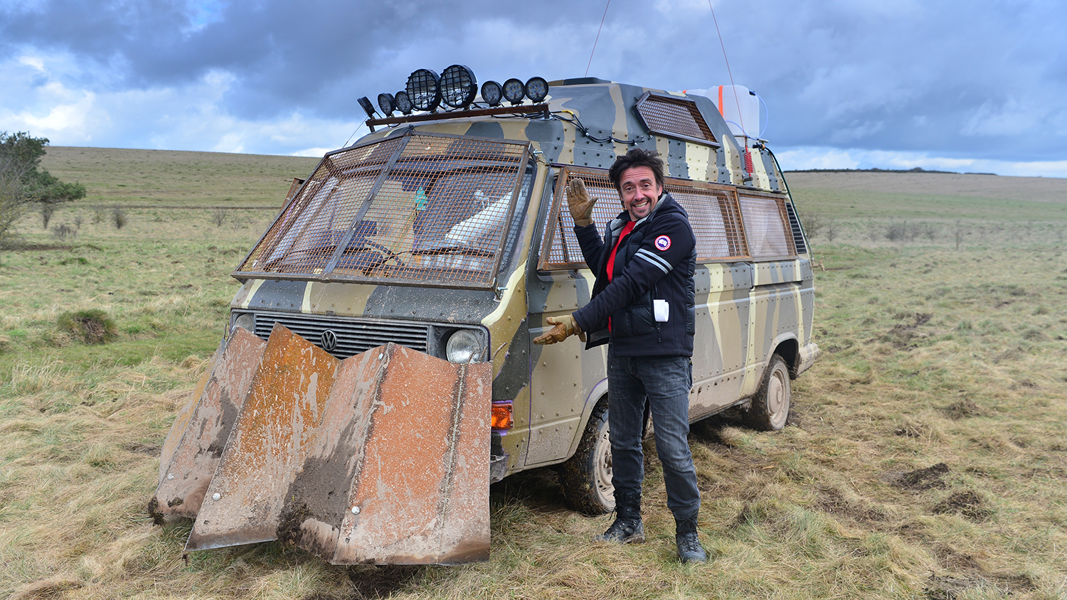 The Grand Tour Episode 3 >> Berks To The Future (TGT) | Top Gear Wiki | FANDOM powered ...