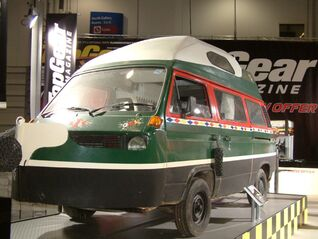 Top Gear Hammond Dampervan 1